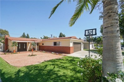 813 N Mantle Lane, Santa Ana, CA 92701 - MLS#: OC20165155