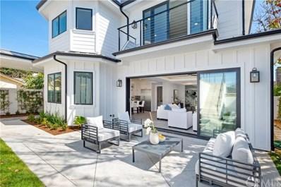 515 Tustin Avenue, Newport Beach, CA 92663 - MLS#: OC20168578