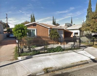 3933 Eunice Avenue, El Monte, CA 91731 - MLS#: OC20170800
