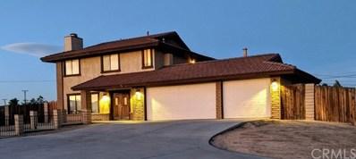 15515 Kasota Road, Apple Valley, CA 92307 - MLS#: OC20171432