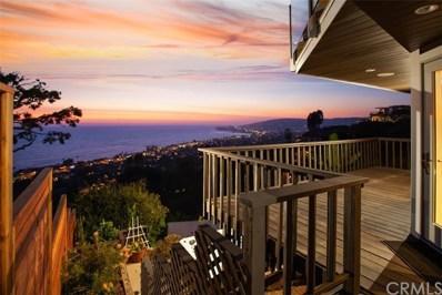 2192 Crestview Drive, Laguna Beach, CA 92651 - MLS#: OC20180204