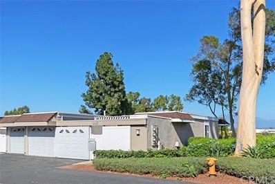23422 CAMINITO BASILIO UNIT 324, Laguna Hills, CA 92653 - MLS#: OC20196047