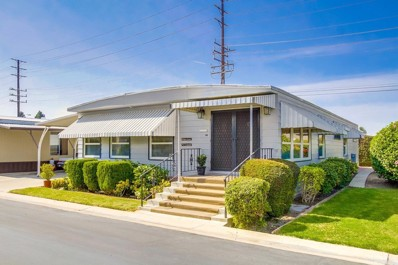 2 Granada Avenue UNIT 2, Tustin, CA 92780 - MLS#: OC20206806