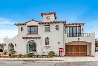 136 Avenida Victoria UNIT B, San Clemente, CA 92672 - MLS#: OC20212149