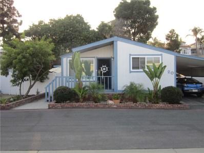20701 Beach Blvd UNIT 20, Huntington Beach, CA 92648 - MLS#: OC20213650