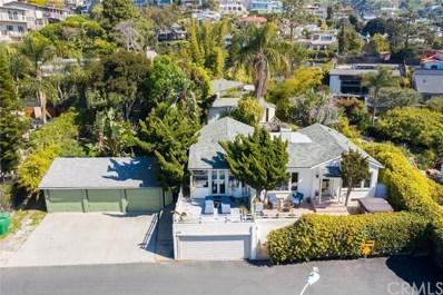 445 Hilledge Drive, Laguna Beach, CA 92651 - MLS#: OC20218866