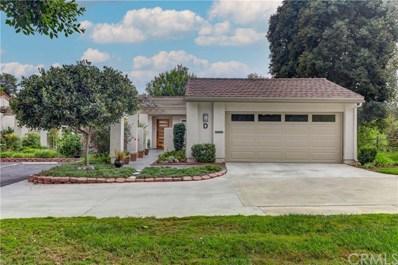 3296 San Amadeo UNIT D, Laguna Woods, CA 92637 - MLS#: OC20226404