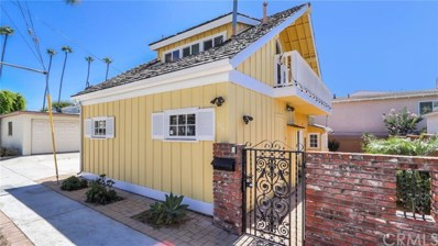 2711 Seaview Avenue, Corona del Mar, CA 92625 - MLS#: OC20240959