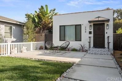 754 Main Street, Huntington Beach, CA 92648 - MLS#: OC20245112