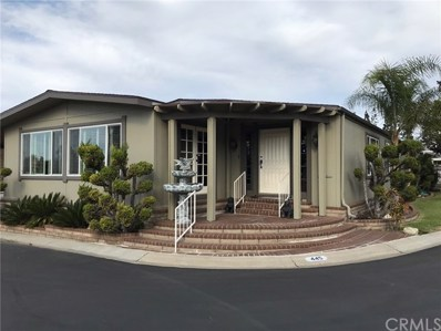 5200 Irvine Boulevard UNIT 445, Irvine, CA 92620 - MLS#: OC20253881