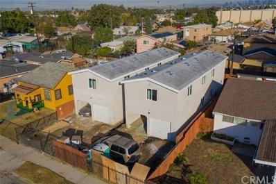 1665 E 84th ST, Los Angeles, CA 90001 - MLS#: OC21001232