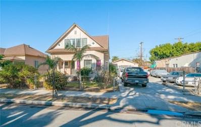 1733 W 29th Street, Long Beach, CA 90810 - MLS#: OC21002812