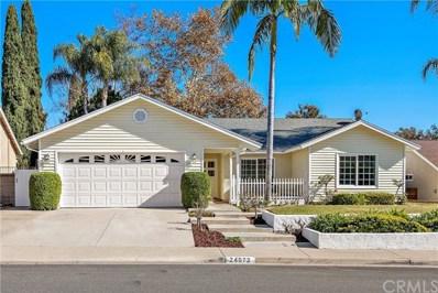 24072 Oro Grande Lane, Mission Viejo, CA 92691 - MLS#: OC21002859