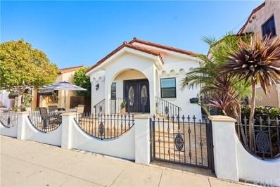 160 Roycroft Avenue, Long Beach, CA 90803 - MLS#: OC21003018