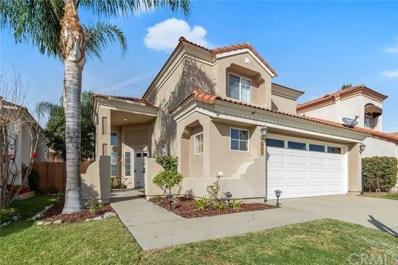 7458 Holloway Road, Rancho Cucamonga, CA 91730 - MLS#: OC21009095