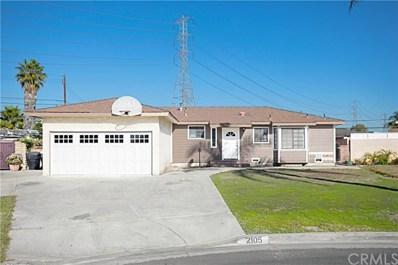 2105 W Crestwood Lane, Anaheim, CA 92804 - MLS#: OC21009452