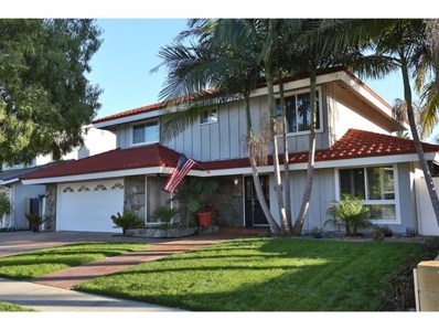 6122 Softwind Drive, Huntington Beach, CA 92647 - MLS#: OC21010486