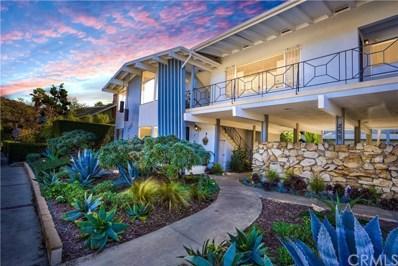 255 Cypress Drive UNIT 8, Laguna Beach, CA 92651 - MLS#: OC21012261