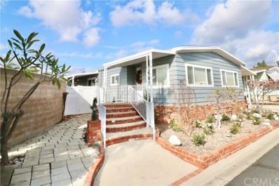631 Lake Grove Way UNIT 169, La Habra, CA 90631 - MLS#: OC21016151