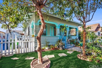 1731 S Normandie Avenue, Los Angeles, CA 90006 - MLS#: OC21022311