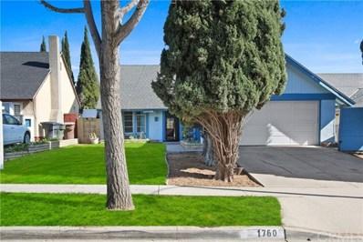 1760 N Rutherford Street, Anaheim, CA 92806 - MLS#: OC21022948