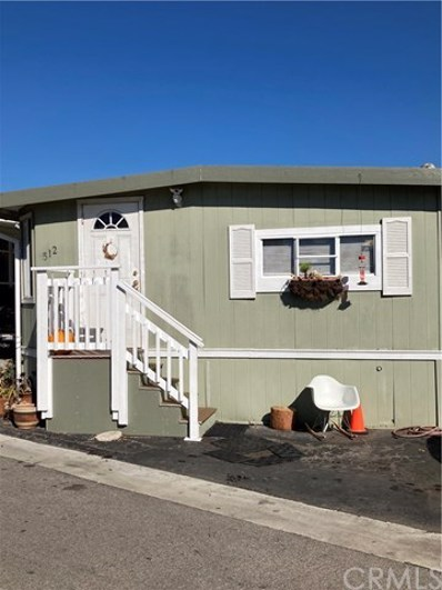 80 Huntington Street UNIT 512, Huntington Beach, CA 92648 - MLS#: OC21024837
