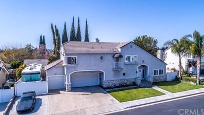 805 Berkenstock Circle, Placentia, CA 92870 - MLS#: OC21036182