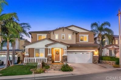 8277 E Kingsdale Lane, Anaheim Hills, CA 92807 - MLS#: OC21037524