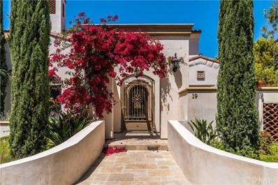 19 Alexa Lane, Ladera Ranch, CA 92694 - MLS#: OC21081839
