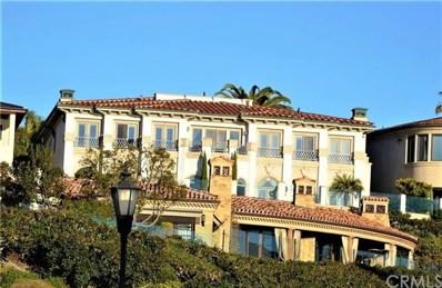 59 Ritz Cove Drive, Dana Point, CA 92629 - MLS#: OC21092241