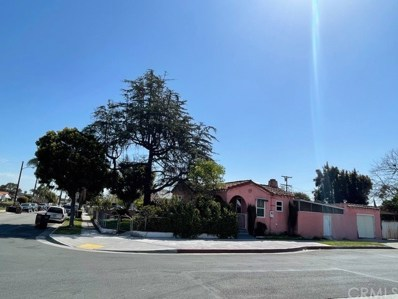 1160 W 102nd Street, Los Angeles, CA 90044 - MLS#: OC21094994
