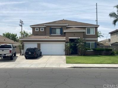 12491 Desert Springs Street, Eastvale, CA 91752 - MLS#: OC21095546
