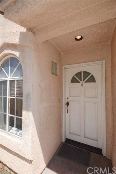16839 Passage Avenue UNIT 4, Paramount, CA 90723 - MLS#: OC21097955