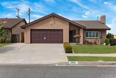 2800 Allred Street, Lakewood, CA 90712 - MLS#: OC21103753