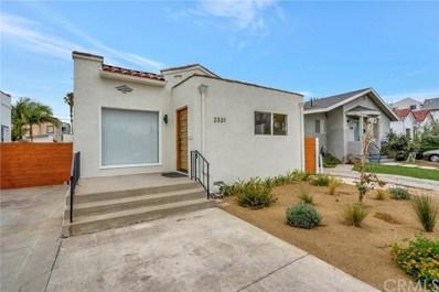 2331 S Cloverdale Avenue, Los Angeles, CA 90016 - MLS#: OC21109212