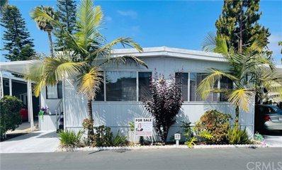 220 N El Camino Real UNIT 32, Oceanside, CA 92058 - MLS#: OC21110989