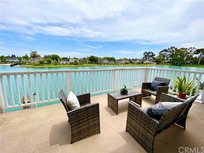 23 Lakeview UNIT 61, Irvine, CA 92604 - MLS#: OC21134119