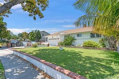 607 S Roosevelt Avenue, Fullerton, CA 92832 - MLS#: OC21145684