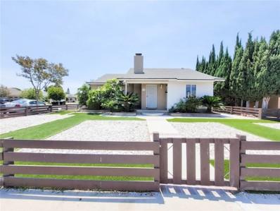 1268 E Eastwood Drive, Anaheim, CA 92805 - MLS#: OC21149571