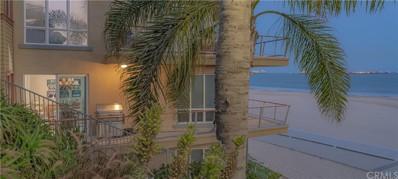 1400 E Ocean Boulevard UNIT 1201, Long Beach, CA 90802 - MLS#: OC21152126