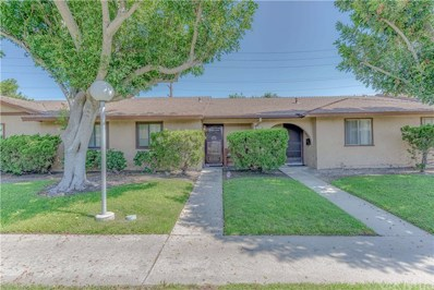 5300 W 1st Street UNIT 19, Santa Ana, CA 92703 - MLS#: OC21153726