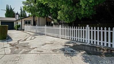 817 Rachel Court, Redlands, CA 92373 - MLS#: OC21156669
