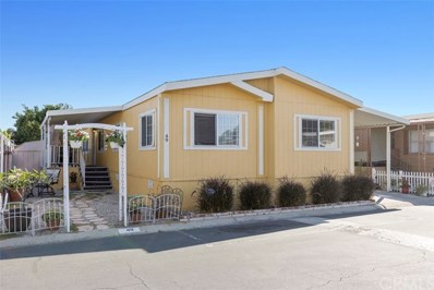 24922 Muirlands Spc #49 Boulevard, Lake Forest, CA 92630 - MLS#: OC21157888