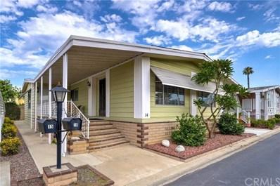 24701 Raymond Way UNIT 14, Lake Forest, CA 92630 - MLS#: OC21157930