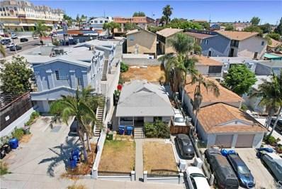 678 W 3rd Street, San Pedro, CA 90731 - MLS#: OC21161307