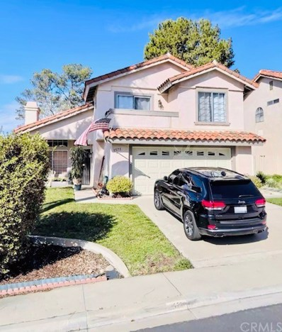 1575 Madrid Drive, Vista, CA 92081 - MLS#: OC21164376