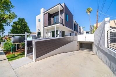 165 N Sierra Bonita Avenue UNIT 1, Pasadena, CA 91106 - MLS#: OC21166917