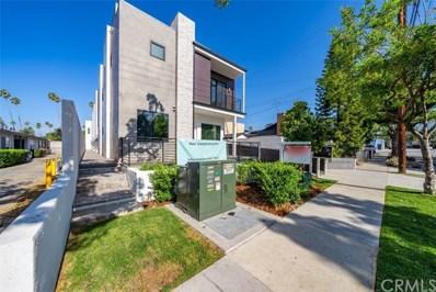 165 N Sierra Bonita Avenue UNIT 3, Pasadena, CA 91106 - MLS#: OC21167504
