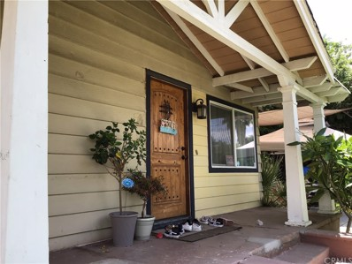 444 Transit Avenue, Riverside, CA 92507 - MLS#: OC21183436