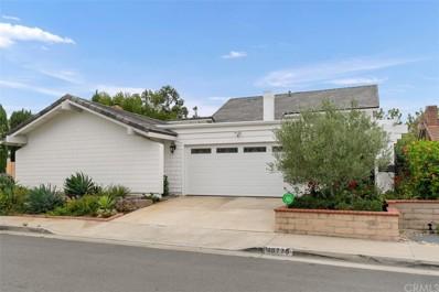 18775 Paseo Picasso, Irvine, CA 92603 - MLS#: OC21185714